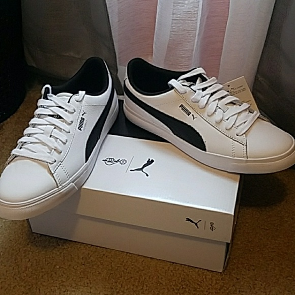 newest 9c5a9 cec57 Puma X BTS Courtstar shoes NWT